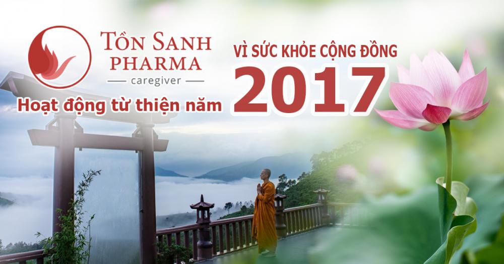 TỪ THIỆN VÌ SỨC KHỎE CỘNG ĐỒNG 2017